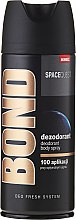 Parfüm, Parfüméria, kozmetikum Dezodor - Bond Spacequest Deo Spray