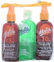 Parfüm, Parfüméria, kozmetikum Készlet - Malibu (b/oil/100ml + b/oil/100ml + b/gel/100ml)