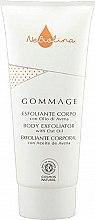 Parfüm, Parfüméria, kozmetikum Testradír - NeBiolina Gommage Body Exfoliator With Oat Ceramides
