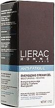 Parfüm, Parfüméria, kozmetikum Energizáló krém-gél - Lierac Homme Energizing Cream-Gel