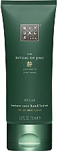 Parfüm, Parfüméria, kozmetikum Lotion kézre - Rituals The Ritual of Jing Hand Lotion
