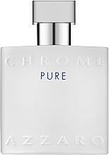 Parfüm, Parfüméria, kozmetikum Azzaro Chrome Pure - Eau De Toilette