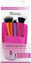 Parfüm, Parfüméria, kozmetikum Sminkecsettartó, rózsaszín - Real Techniques Single Pocket Expert Beauty Organizer Pink