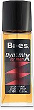 Parfüm, Parfüméria, kozmetikum Bi-Es Dynamix - Spray dezodor