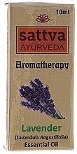 """Parfüm, Parfüméria, kozmetikum Illóolaj """"Levendula"""" - Sattva Ayurveda Lavender Essential Oil"""
