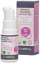 Parfüm, Parfüméria, kozmetikum Bio mandulaolaj - Azeta Bio Organic Perineum Almond Oil