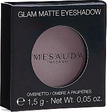 Parfüm, Parfüméria, kozmetikum Matt szemhéjfesték - Mesauda Milano Glam Matte Eye Shadow