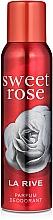 Parfüm, Parfüméria, kozmetikum La Rive Sweet Rose - Dezodor
