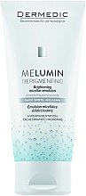Parfüm, Parfüméria, kozmetikum Világosító micellás emúlzió - Dermedic MeLumin Depigmenting Micellar Emulsion
