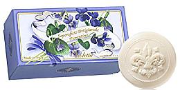 """Parfüm, Parfüméria, kozmetikum Szappan szett """"Ibolya"""" - Saponificio Artigianale Fiorentino Violet (Soap/6x50g)"""