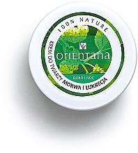 """Parfüm, Parfüméria, kozmetikum Arckrém """"Eperfa és édesgyökér"""" - Orientana Face Cream Mulberry & Licorice"""