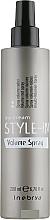 Parfüm, Parfüméria, kozmetikum Dúsítást adó spray vékonyszálú és sérült hajra - Inebrya Style-In Volume Root Spray