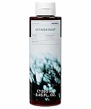 Parfüm, Parfüméria, kozmetikum Tusfürdő - Korres Vetiver Root Green Tea & Cedarwood Shower Gel