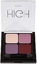 Parfüm, Parfüméria, kozmetikum Szemhéjfesték - Hean High Definition Eyeshadow
