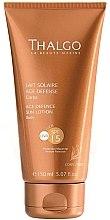 Parfüm, Parfüméria, kozmetikum Napvédő balzsam - Thalgo Age Defence Sun Lotion SPF 15