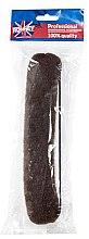 Parfüm, Parfüméria, kozmetikum Kontyalátét, 23 cm, barna - Ronney Professional Hair Bun With Rubber 059