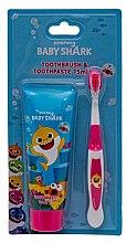 Parfüm, Parfüméria, kozmetikum Készlet - Pinkfong Baby Shark (tpst/75ml + tbrsh/1db)