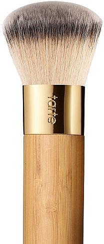 Alapozó ecset - Tarte Cosmetics Airbrush Finish Bamboo Foundation Brush