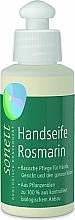 """Parfüm, Parfüméria, kozmetikum Folyékony kéz- és testtisztító szappan """"Rozmaring"""" - Sonett Soap"""