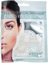 Parfüm, Parfüméria, kozmetikum Kollagén ezüst maszk - Beauty Face Collagen Hydrogel Mask