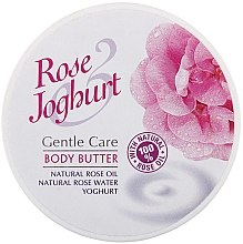 Parfüm, Parfüméria, kozmetikum Testápoló olaj - Bulgarian Rose Body Butter Rose Joghurt
