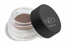 Parfüm, Parfüméria, kozmetikum Szemöldök krém - NEO Make Up Pro Cream Brow Maker