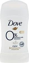 Parfüm, Parfüméria, kozmetikum Deo stift - Dove Original 0% Aluminium Salts Deodorant