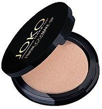 Parfüm, Parfüméria, kozmetikum Kompakt púder - Joko Finish Your Make Up Compact Powder
