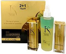 Parfüm, Parfüméria, kozmetikum Készlet - Fytofontana Stem Cells Eye Care Set (ser/15ml + ser/30ml + wat/125ml)
