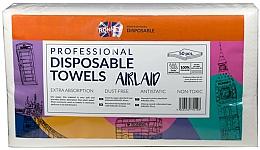 Parfüm, Parfüméria, kozmetikum Eldobható törlőkendő, 50 db. - Ronney Professional Disposable Towels Airlaid