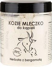 "Parfüm, Parfüméria, kozmetikum Kecske fürdőtej ""Bergamot"" - E-Fiore Bergamot Bath Milk"