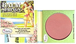 Parfüm, Parfüméria, kozmetikum Bronzosító - TheBalm Balm Springs Long-Wearing Blush