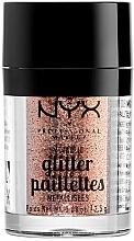 Parfüm, Parfüméria, kozmetikum Arc és test csillám - NYX Professional Makeup Metallic Glitter