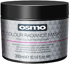 Parfüm, Parfüméria, kozmetikum Maszk festett hajra - Osmo Colour Save Colour Radiance Mask