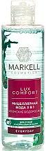 """Parfüm, Parfüméria, kozmetikum Micellás víz 3 az 1-ben """"Japán algák"""" - Markell Cosmetics Lux-Comfort"""