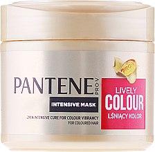 """Parfüm, Parfüméria, kozmetikum Intenzív hajpakolás """"Szín és fényvédelem"""" - Pantene Pro-V Lively Colour"""