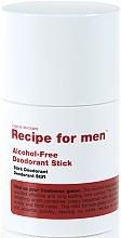 Parfüm, Parfüméria, kozmetikum Dezodor - Recipe For Men Alcohol Free Deodorant Stick