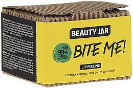 """Parfüm, Parfüméria, kozmetikum Ajakradír """"Kókusz vaj és shea vaj"""" - Beauty Jar Bete Me Lip Peeling"""