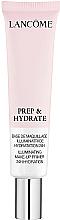 Parfüm, Parfüméria, kozmetikum Hidratáló alapozó bázis - Lancome Prep & Hydrate Illuminating Make Up Primer