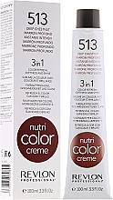 Parfüm, Parfüméria, kozmetikum Tonizáló balzsam - Revlon Professional Nutri Color Creme 3 in 1