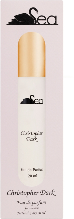 Christopher Dark Sea - Eau De Parfum (mini)