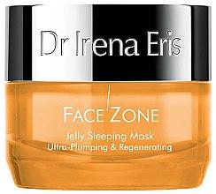 Parfüm, Parfüméria, kozmetikum Arcmaszk - Dr Irena Eris Face Zone Jelly Sleeping Mask Ultra-Plumping & Regenerating