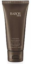 Parfüm, Parfüméria, kozmetikum Sampon-gél testre és hajra - Babor Man Vitalizing Hair & Body Shampoo