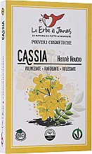 """Parfüm, Parfüméria, kozmetikum Hajpor """"Neutral Henna"""" - Le Erbe di Janas Cassia (Neutral Henna)"""