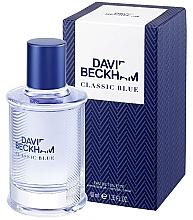 Parfüm, Parfüméria, kozmetikum David Beckham Classic Blue - Eau De Toilette
