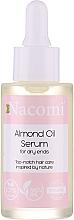Parfüm, Parfüméria, kozmetikum Hajszérum - Nacomi Natural With Sweet Almond Oil Serum