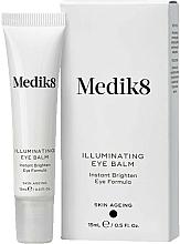 Parfüm, Parfüméria, kozmetikum Világosító balzsam szemkörnyékre - Medik8 Illuminating Eye Balm