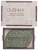 Parfüm, Parfüméria, kozmetikum Szilárd mini sampon a haj megerősítésére és növekedésére - Dushka