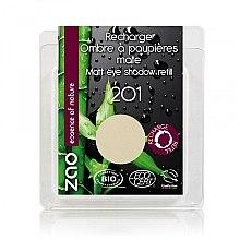 Parfüm, Parfüméria, kozmetikum Matt szemhéjfesték - ZAO Matt Eye Shadow (utántöltő)