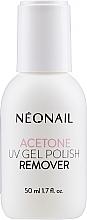 Parfüm, Parfüméria, kozmetikum Gél lakk lemosó - NeoNail Professional Acetone UV Gel Polish Remover
